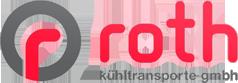 Logo Roth Tiefkühltransporte
