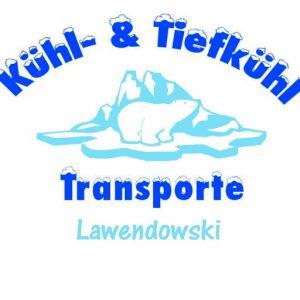 Logo Tiefkühltransporte Lawendowski