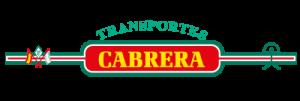Logo Transportes Cabrera