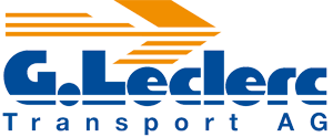 Logo g leclerc transport