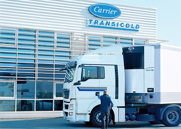 New Carrier Transicold France Service Centre In Wissous