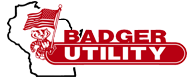 Logo Badger Utility