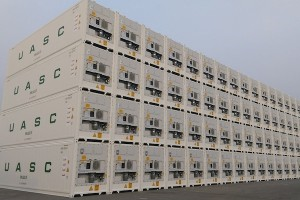 UASC Reefer Units