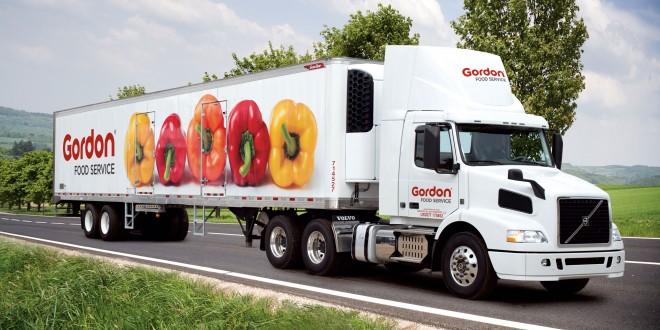 Miles To Gordon Food Service