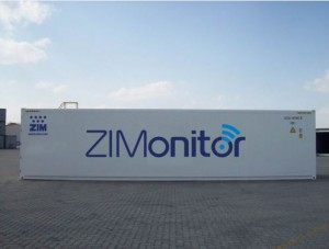 ZIMonitor Reefer