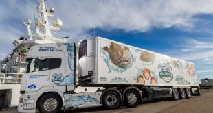Whitelink Seafood Updates Fleet with Carrier Transicold Vector 1550 Unit