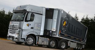 Pulleyn Transport Takes Delivery of 16 Carrier Transicold Vector 1950 MT systems