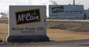 McCain Foods USA to Expand Burley, Idaho Facility