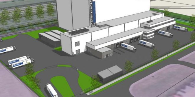 Kloosterboer to Develop New Fully Automated Cold Store in Lelystad