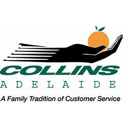 Logo Collins Transport Adelaide