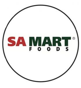 Logo Samart Frozen Foods
