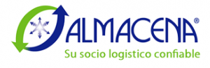Logo Almacena SA de C.V