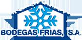 Logo Bodegas Frias, S.A
