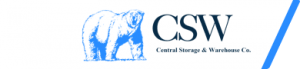 Logo Central Storage & Warehouse Company