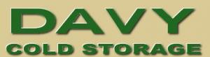 Logo Davy Cold Storage