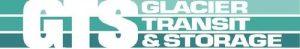 Logo Glacier Transit and Storage
