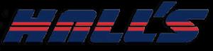 Logo Hall's Warehouse Corp