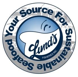Logo Lund's Fisheries Inc