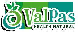 Logo VALPAS HEALTH NATURAL