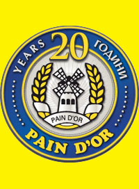 Logo Pain D'Or