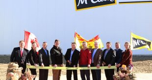 McCain Foods Florenceville-Bristol Ribbon Cutting