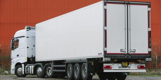 Schmitz Cargobull Deans Transport