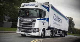 Chiltern Cold Storage Scania