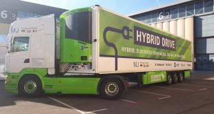 MJ Transport GmbH Thermo KIng SLXi Hybrid
