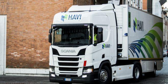 Scania Havi Logistics