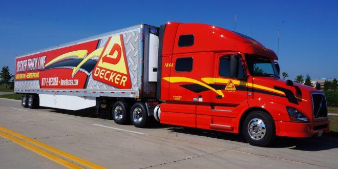 SmartDrive Systems Decker Truck