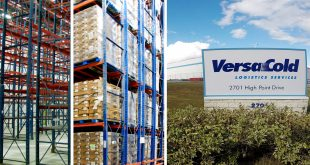VersaCold Logistics Services Milton Distribution Centre