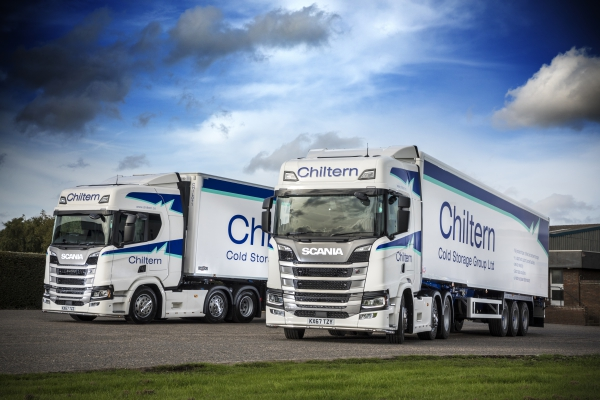 chilternload Scania