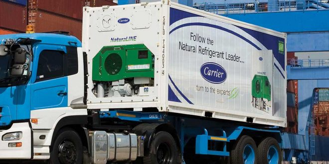 Carrier Transicold Naturalline