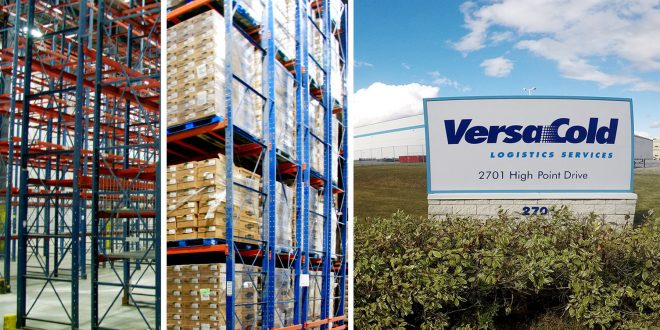 VersaCold Logistics Services-VersaCold Logistics Services Announ