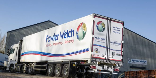 Schmitz Cargobull Fowler Welch 2018