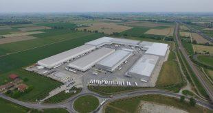 STEF Cold Stores Fidenza Italia Gruppo Marconi