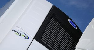 Carrier Transicold E-Drive™ All Electric