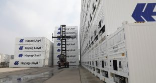 Hapag Lloyd Maersk Container Industry