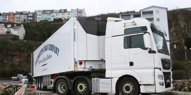 Dartmouth Crab Company Selects Carrier Transicold Vector HE 19 Unit