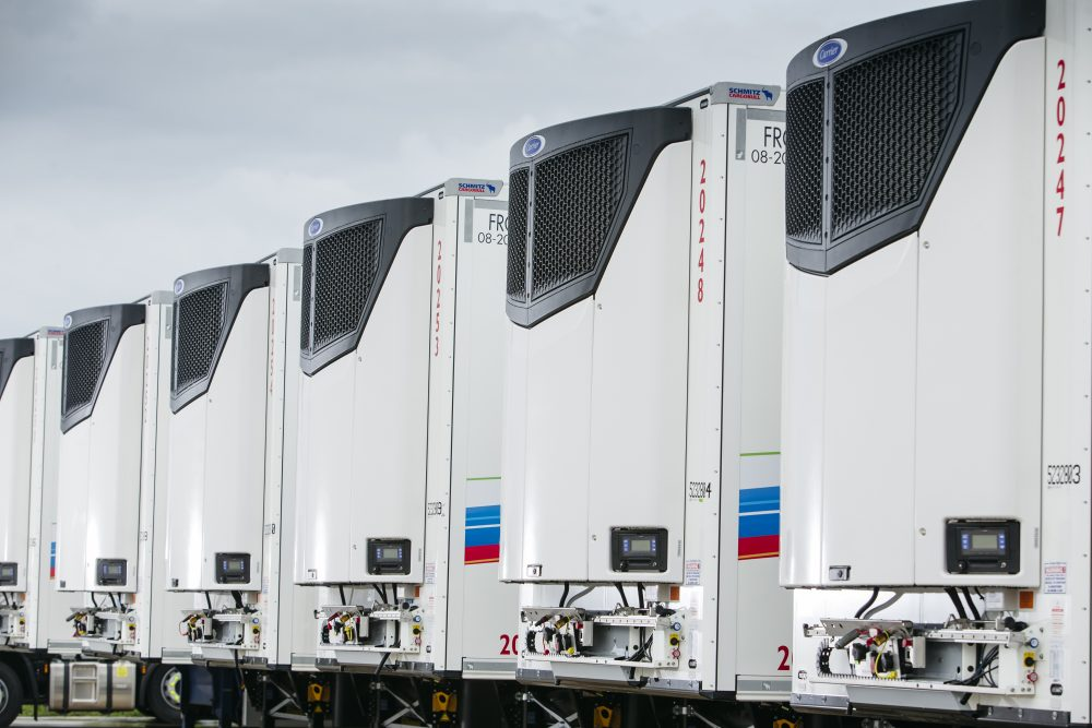 Fowler Welch Adds 45 New Carrier Transicold Vector He 19 Mt Units Maybe you don't if the vector represents a real three dimensional (or 2d) thing, you could also say it has magnitude and. carrier transicold vector he 19 mt units